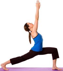 Yoga-Warrior-Pose